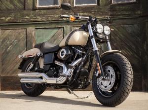 Harley-Davidson Fat Bob 2015