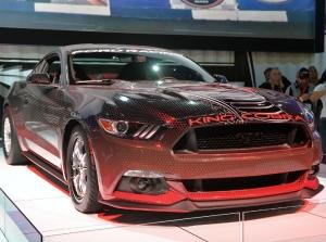 """""""Rắn hổ"""" Mustang dẫn đoàn Ford tại SEMA Show"""