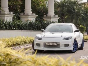Lái thử Mazda RX-8 2007 tại Hà Nội