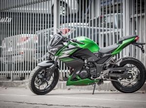 Quỷ nhỏ Kawasaki Z250 có gì?