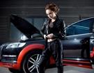 Siêu mẫu Hàn đọ dáng cùng Audi Q7
