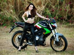 BN302 Itala nóng bỏng bên hotgirl Thư Đình