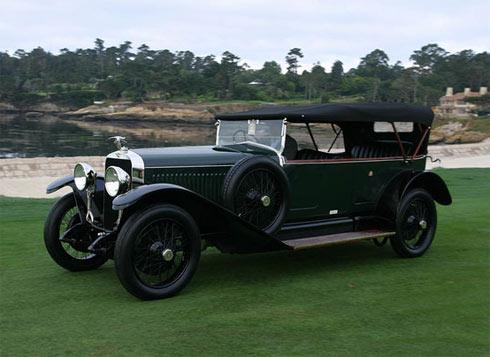 Hispano-Suiza H6B Coupe deVille 1924