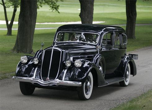 Pierce Arrow 1601 Sedan 1936