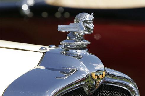 Stutz SV16 Monte Carlo Weymann Enclosed 4 cửa đời 1930
