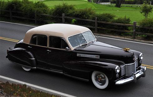 Cadillac Sixty Special Fleetwood Imperial Sedan 1941