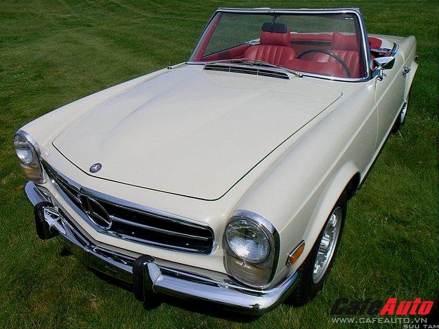 1969Mercedes280SL