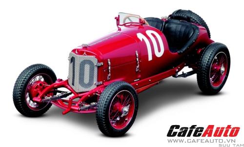 Mercedes 2-I-Targa-Florio, 1924