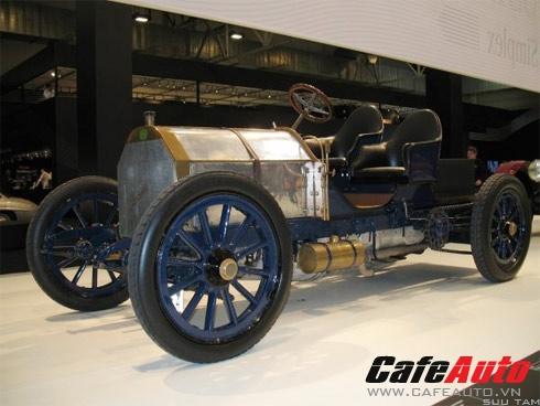 Mercedes 60 ps Simplex 1903