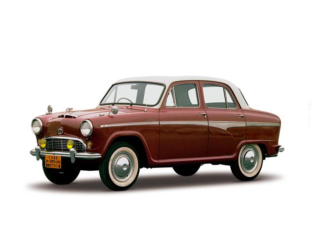 1959 Austin A50 Cambridge Saloon - Máy Type 1H (4-cyl. in line, OHV), 1,489cc, 42kW (57PS), tốc độ tối đa 130kmh