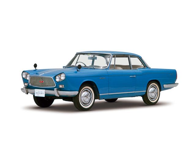 1962 Skyline Sports - Máy GB4 (4-cyl. in line, OHV), 1,862cc, 69kW (94PS), tốc độ tối đa 150kmh