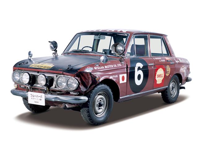 1966 Bluebird 1300SS - Máy J (4-cyl. in line, OHV), 1,299cc, 59kW (80PS)
