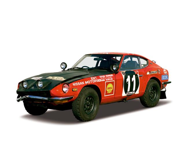 1971 Fairlady 240Z - Máy L24 (6-cyl. in line, OHC), 2,497cc, 158W (215PS)