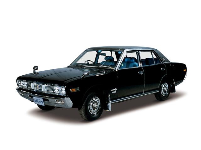 1972 Cedric 4-door Sedan 2000GL - Máy L20 Single (6-cyl. in line, OHC), 1,998cc, 85kW (115PS)