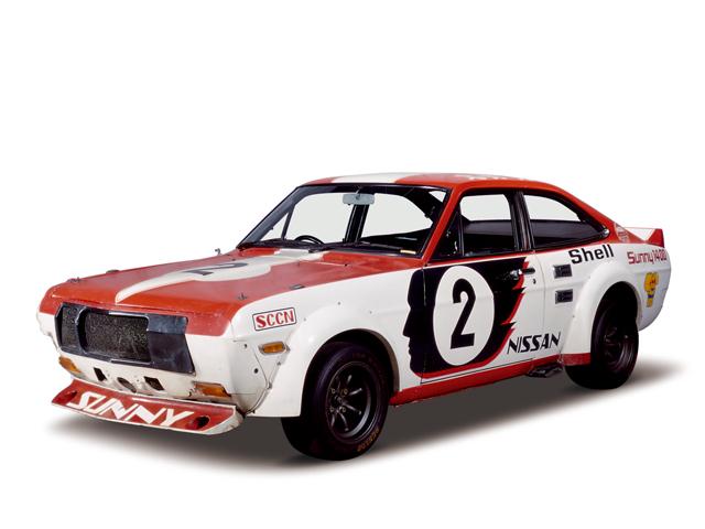 1973 Sunny Excellent Coupe - Máy LZ14 (16-valve DOHC), ECGI, 1598cc, 147kW (200PS)