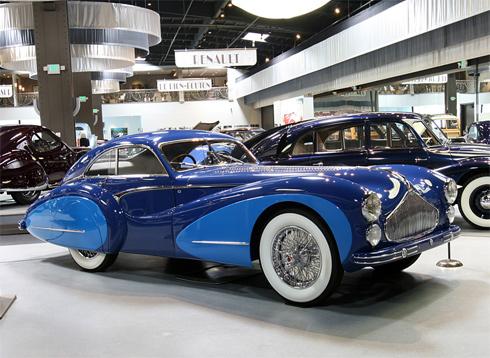 Talbot-Lago GS (Grand Sport) 1948