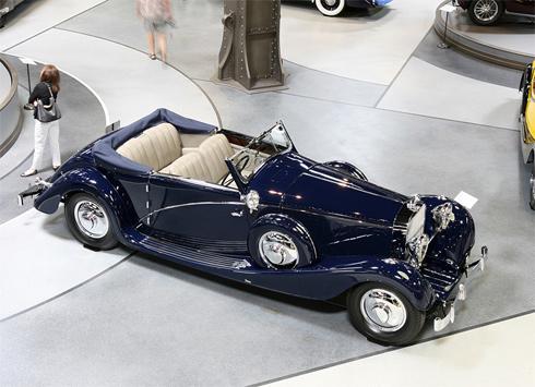 Hispano Suiza J12 đời 1935