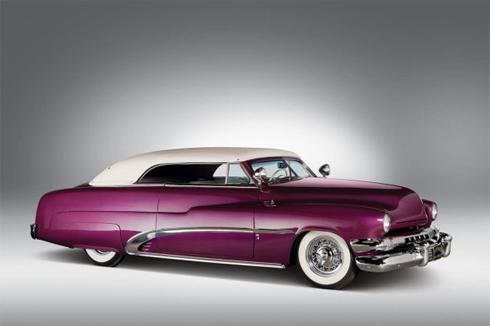 Mercury Custom Coupe 1951.