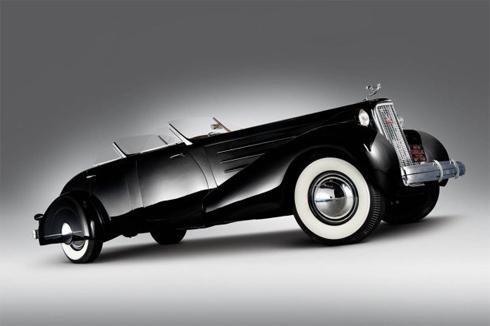 Cadillac Sixteen Custom Pheaton 1937.