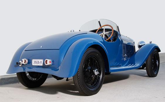 1928 Avions-Voisin KE Sport Roadster