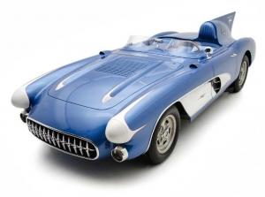 Vẻ lộng lẫy của mẫu Corvette đầu tiên