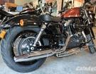 Harley XL 1200X Forty-Eigth màu độc tại Sài Gòn