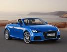 Audi TT và TTS phiên bản mui trần
