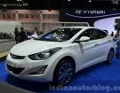Hyundai Elantra facelift trình làng ở Thai Motor Expo