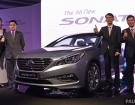 Hyundai Sonata LF ra mắt ở Malaysia