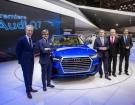 Audi ra mắt Q7 thế hệ thứ 2