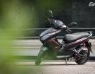 Cận cảnh Honda Air Blade phiên bản Black Edition