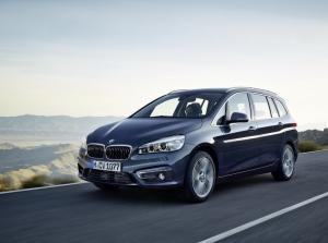 Chi tiết BMW 2-Series Gran Tourer