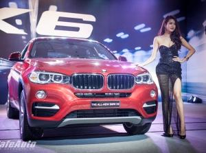 BMW X6 2015 ra mắt tại Việt Nam