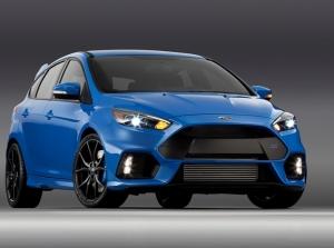 Ford Focus RS sẵn sàng 'tấn công' triển lãm