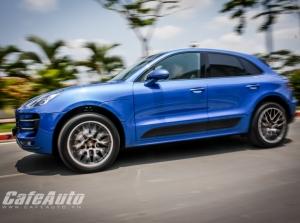 Testing Porsche Macan tại SG