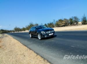 Đánh giá Mercedes Benz GLA 200