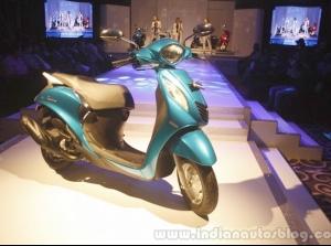 Yamaha ra mắt Fascino dành cho giới trẻ