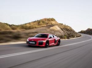 Audi khoe R8 2017 qua bộ ảnh tuyệt đẹp