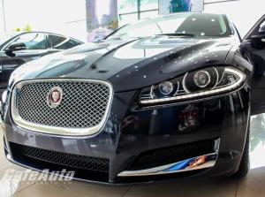 Jaguar XF, cơn gió lạ Ăng-lê