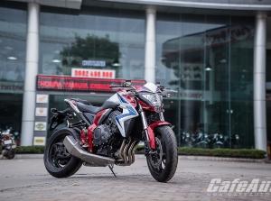 Diện kiến Honda CB1000R 2015 đầu tiên tại Hà Nội