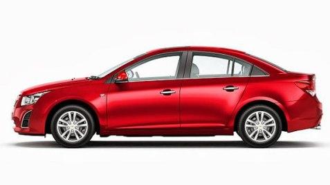 Chevrolet Cruze số tự động đời 2011