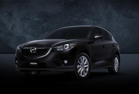 Mazda CX 5 - Giá tốt nhất trong tháng 8