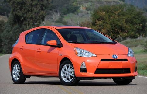 Toyota Prius C có được đánh giá cao?