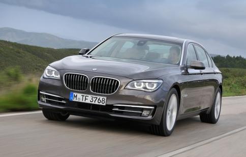 BMW 750Li 2013 – chiếc xe của công nghệ