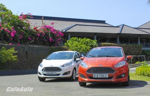 Ngạc nhiên với độ tiết kiệm của Ford Fiesta