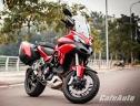 """Ducati Multistrada 1200 S: """"Chàng"""" cao bồi trên đường phố Việt"""