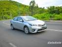 Corolla Altis 2014: một chiếc Toyota khác biệt