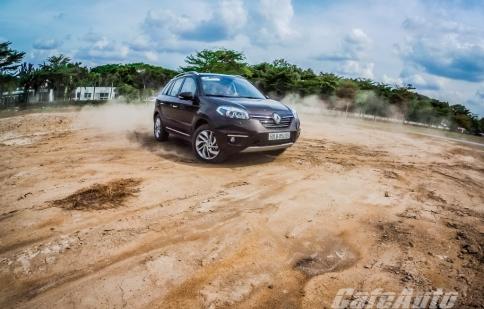 New Renault Koleos, lịch lãm kiểu Pháp và bền bỉ kiểu Nhật