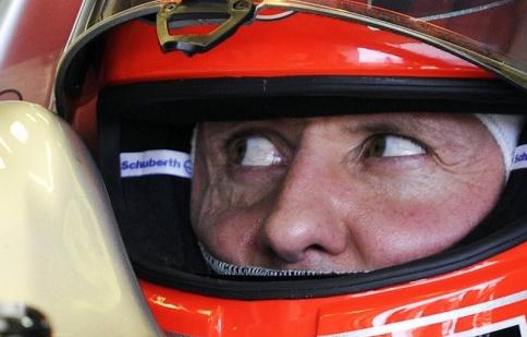 Schumacher tự tin cho thành công của mình