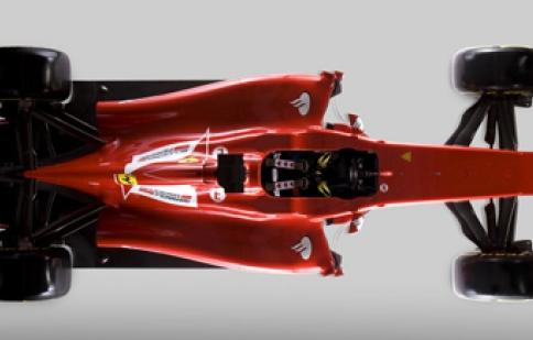 Xe mới của đội đua Ferrari bị chê xấu